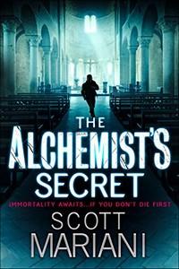 The Alchemist's Secret by Scott Mariani