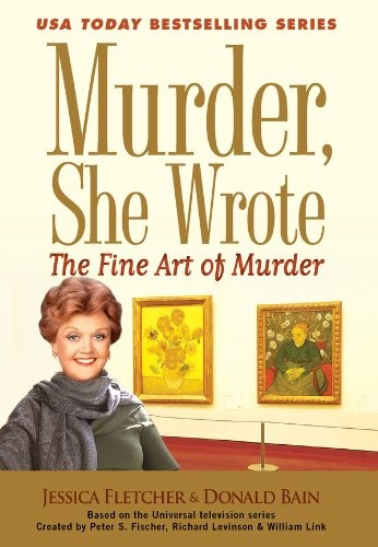 The Fine Art of Murder by Donald Bain