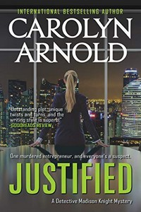 Justified by Carolyn Arnold