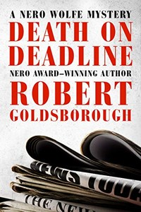 Death on Deadline by Robert Goldsborough