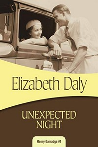 Unexpected Night by Elizabeth Daly