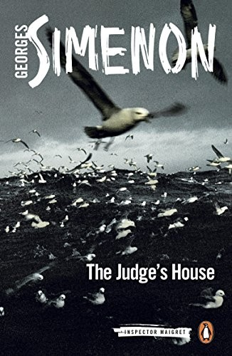 The Judge's House by Georges Simenon