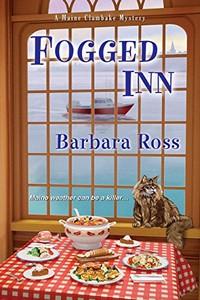 Fogged Inn by Barbara Ross