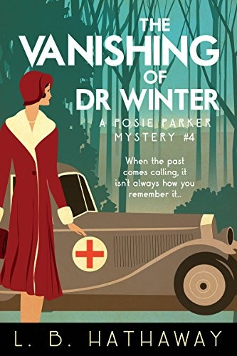 The Vanishing of Dr Winter by L. B. Hathaway