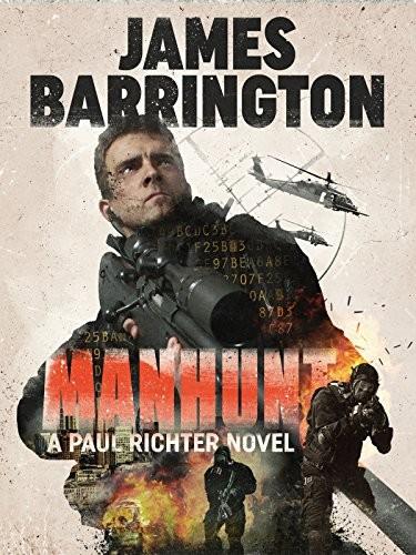 Manhunt by James Barrington