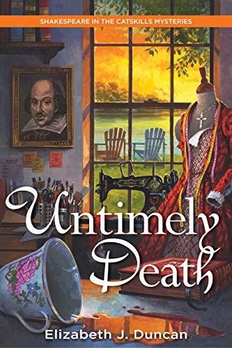 Untimely Death by Elizabeth J. Duncan