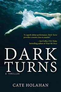 Dark Turns by Cate Holahan