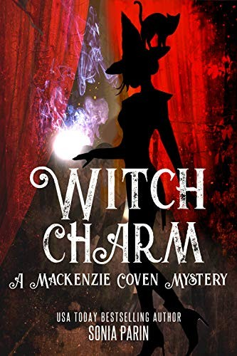 Witch Charm by Sonia Parin