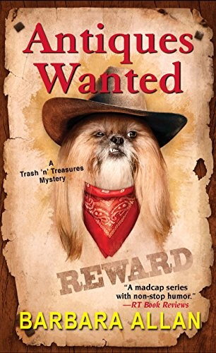 Antiques Wanted by Barbara Allen
