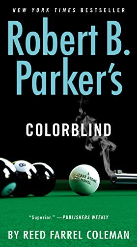 Colorblind by Reed Farrel Coleman