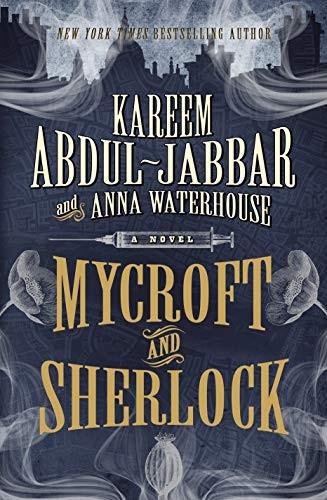 Mycroft and Sherlock by Kareen Abdul-Jabbar and Anna Waterhouse