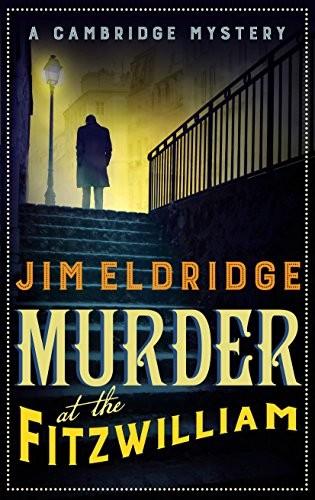 Murder at the Fitzwilliam by Jim Eldridge