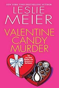 Valentine Candy Murder by Leslie Meier