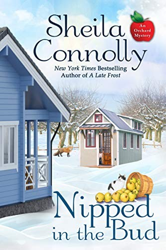 Nipped in the Bud by Sheila Connolly