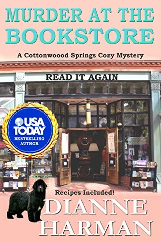 Murder at the Bookstore by Dianne Harman