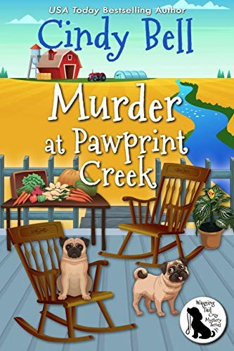Murder at Pawprint Creek by Cindy Bell