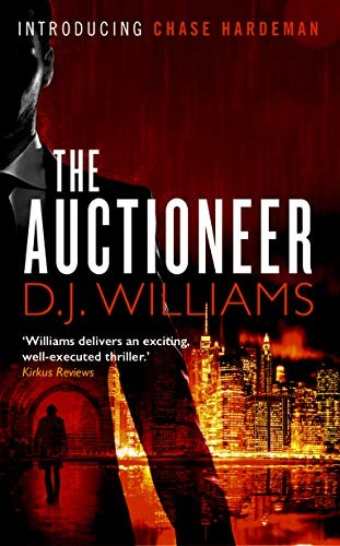 The Auctioneer by D. J. Williams