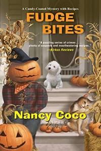 Fudge Bites by Nancy Coco