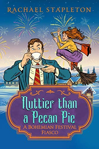 Nuttier Than Pecan Pie by Rachael Stapleton
