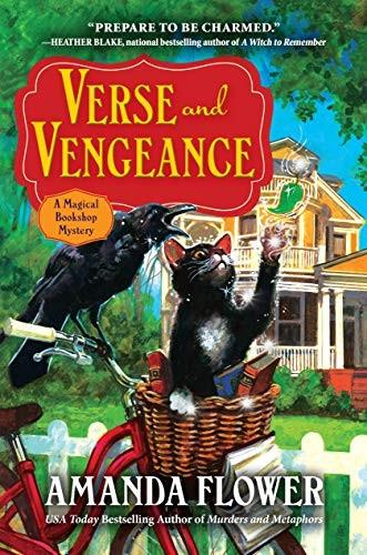 Verse and Vengeance by Amanda Flower