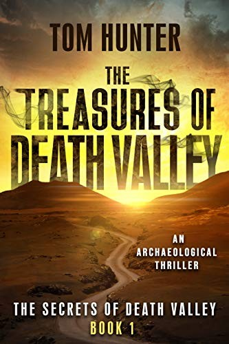 The Treasures of Death Valley by Tom Hunter