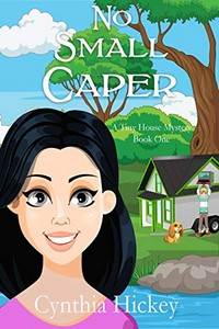 No Small Caper by Cynthia Hickey