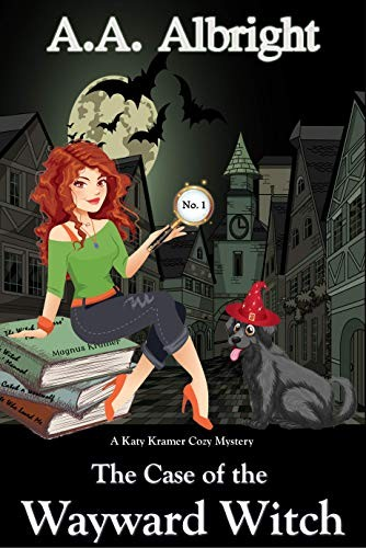 The Case of the Wayward Witch by A. A. Albright