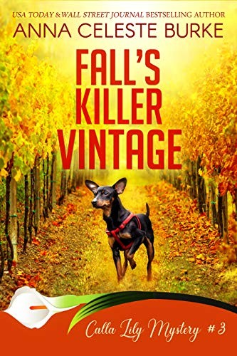 Fall's Killer Vintage by Anna Celeste Burke