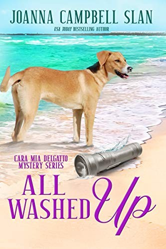 All Washed Up by Joanna Campbell Slan