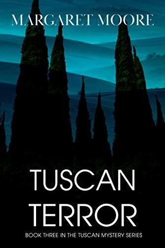 Tuscan Terror by Margaret Moore
