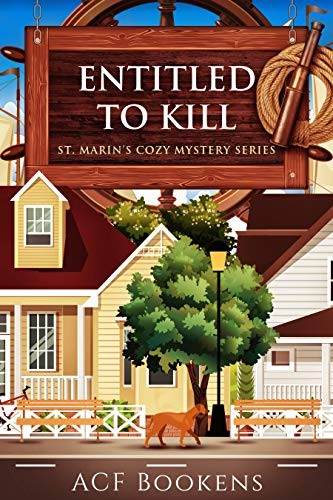 Entitled To Kill by A. C. F. Bookens