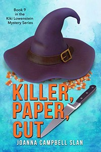 Killer, Paper, Cut by Joanna Campbell Slan