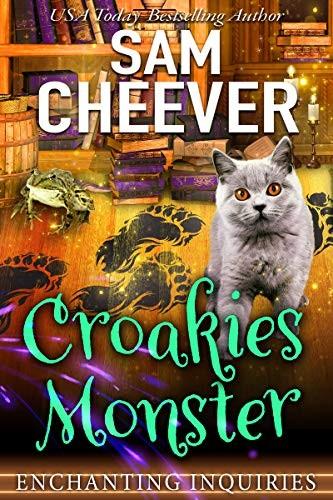 Croakies Monster by Sam Cheever