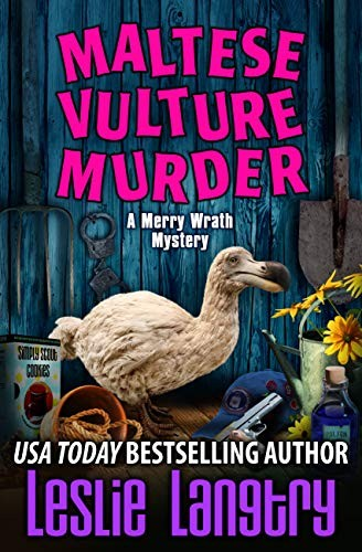 Maltese Vulture Murder by Leslie Langtry