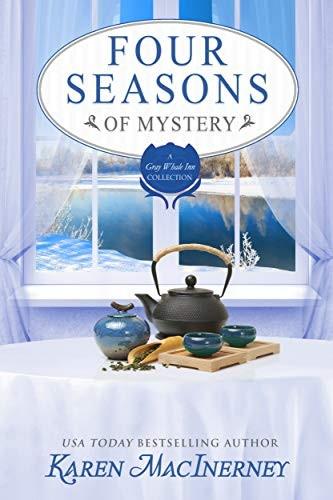 Four Seasons of Mystery by Karen MacInerney