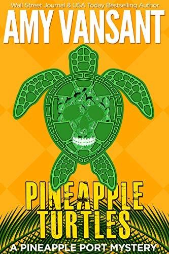 Pineapple Turtles by Amy Vansant