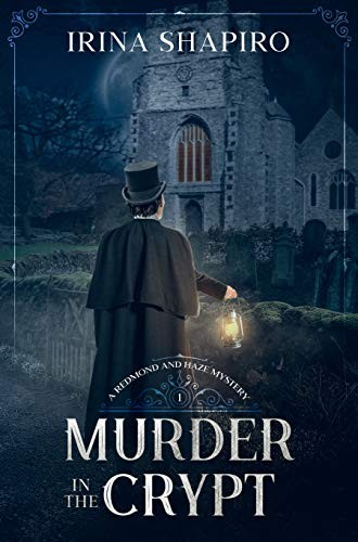Murder in the Crypt by Irina Shapiro