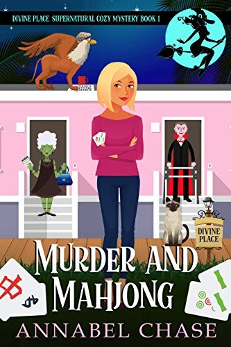 Murder and Mahjong by Annabel Chase