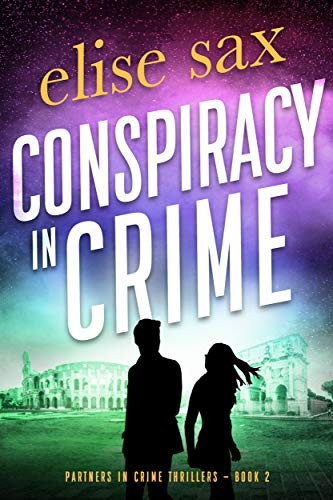 Conspiracy in Crime by Elise Sax