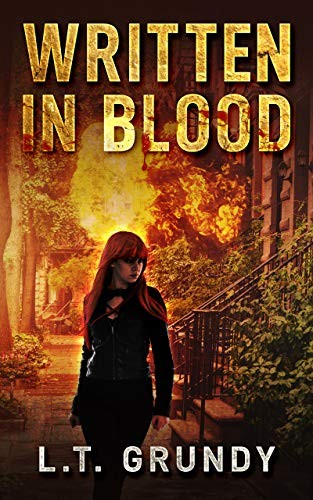 Written in Blood by L. T. Grundy