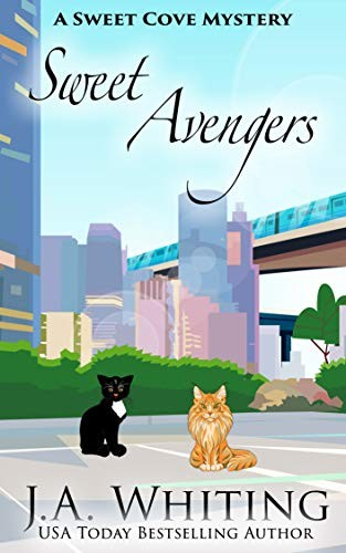 Sweet Avengers by J. A. Whiting