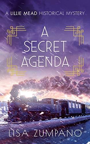 A Secret Agenda by Lisa Zumpano