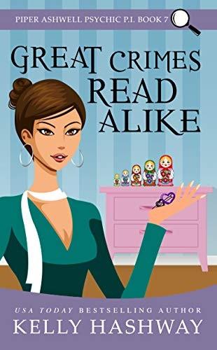 Great Crimes Read Alike by Kelly Hashway