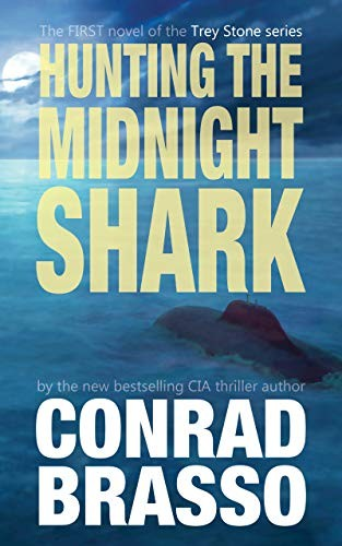 Hunting the Midnight Shark by Conrad Brasso