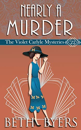 Nearly a Murder by Beth Byers