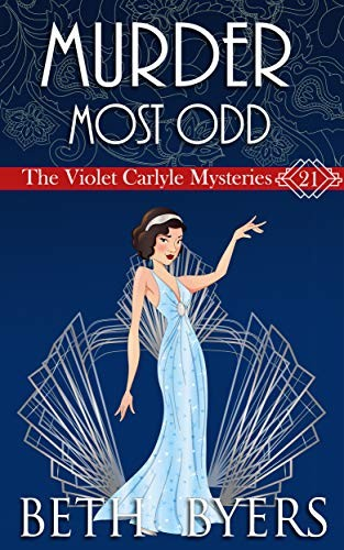 A Murder Most Odd by Beth Byers