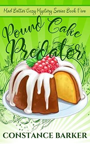 Pound Cake Predator by Constance Barker