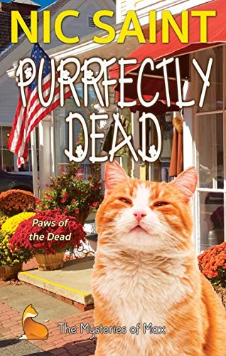 Purrfectly Dead by Nic Saint