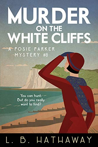 Murder on the White Cliffs by L. B. Hathaway