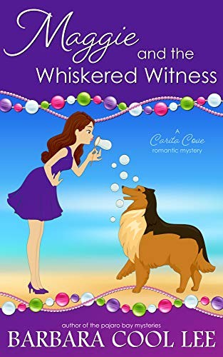 Maggie and the Whiskered Witness by Barbara Cool Lee